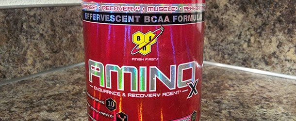 Product Review: BSN AminoX BCAA Supplement