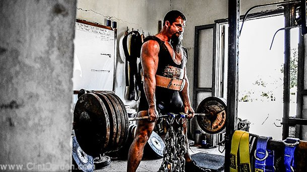 clintDDeadlift 10 Questions with Strength Coach Clint Darden