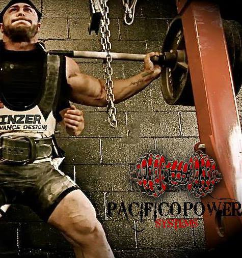 jiimiep Interview With Powerlifter Jimmie Pacifico