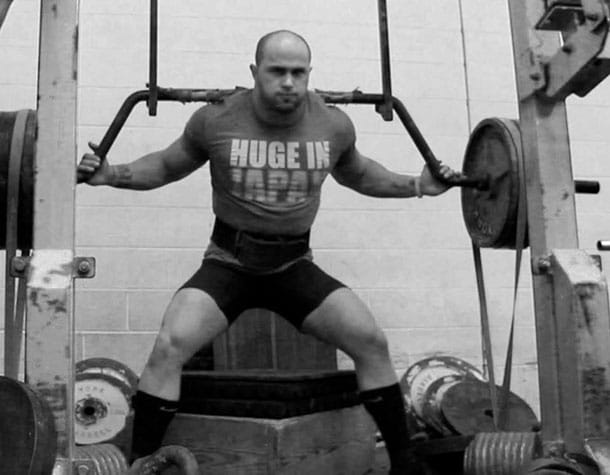 jimmiep21 Interview With Powerlifter Jimmie Pacifico