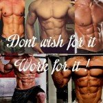 abs 150x150 Get Off Your Ass: 40 Workout Motivation Pictures