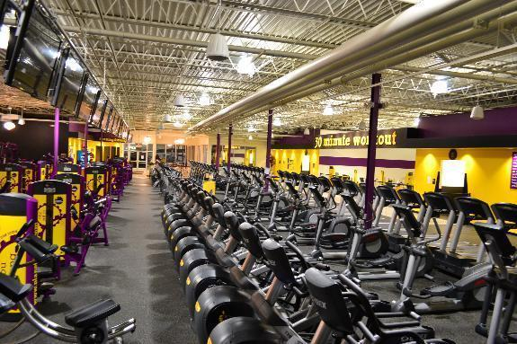 Planet Fitness Facility