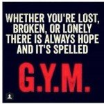 gym1 150x150 Get Off Your Ass: 40 Workout Motivation Pictures