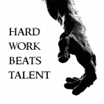hardwork 150x150 Get Off Your Ass: 40 Workout Motivation Pictures