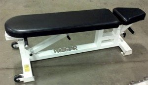 adjustablebench 300x174 5 Day Minimal Equipment Home Workout