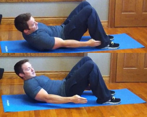 Side To Side Core Workout