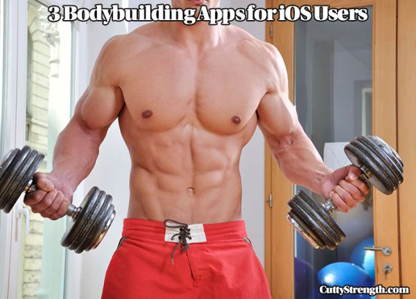 3 Bodybuilding Apps for iOS Users