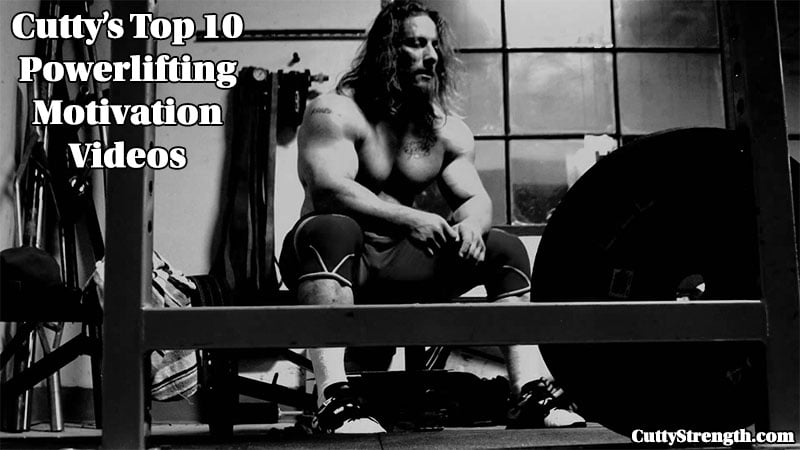 Powerlifting Motivation