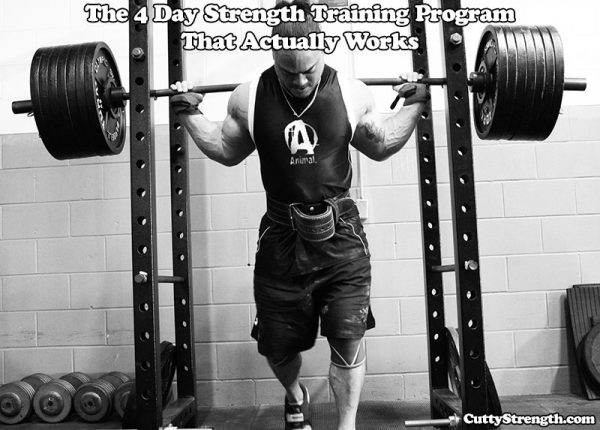 Workouts Archives - Cutty Strength