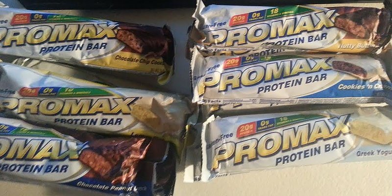 Promax Original Protein Bar