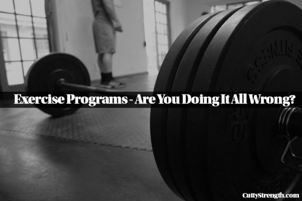 Exercise Programs