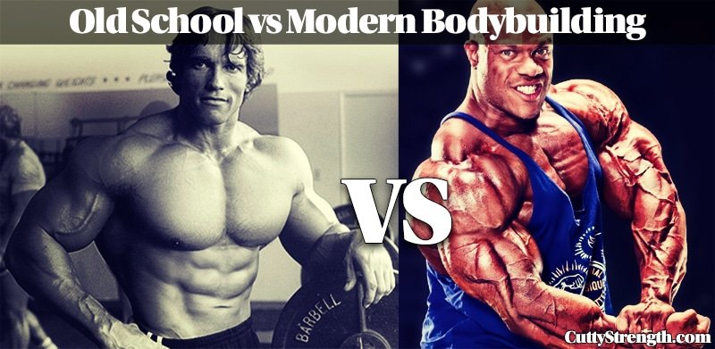 Old School Vs Modern Bodybuilding A Permanent Rift