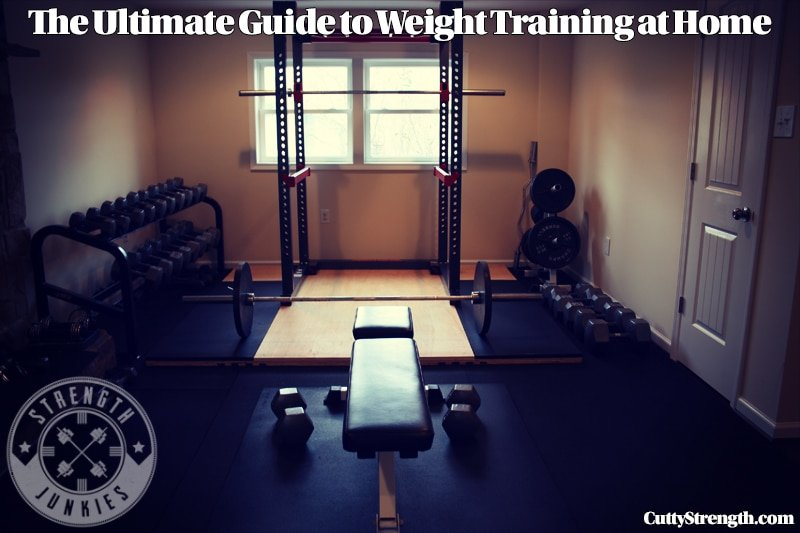 The Ultimate Guide to Weight Training at Home