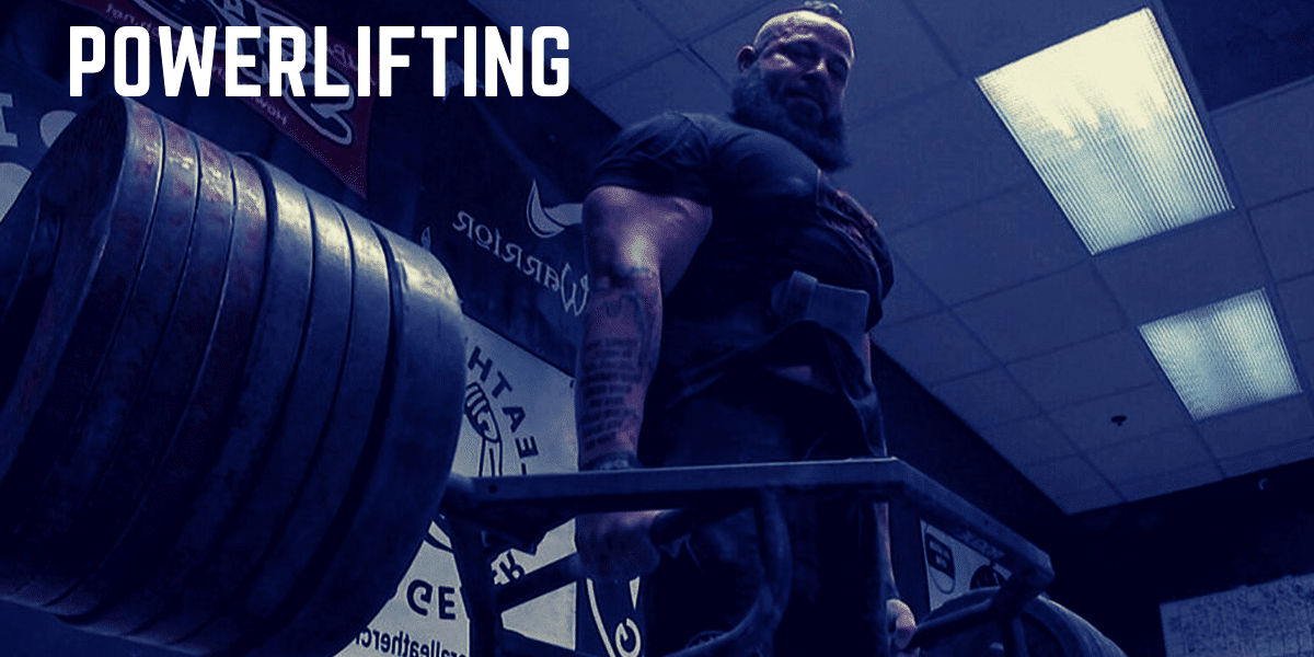 Powerlifting Powerbuilding